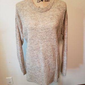 Beige sweater by H&M